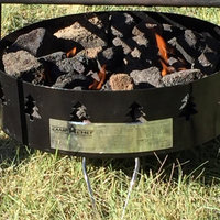 Camp Chef Portable Fire Ring uploaded by Jennifer W.