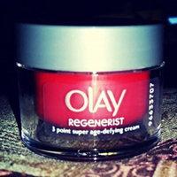 Olay Regenerist 3 Point Treatment Cream uploaded by Lyndsey B.