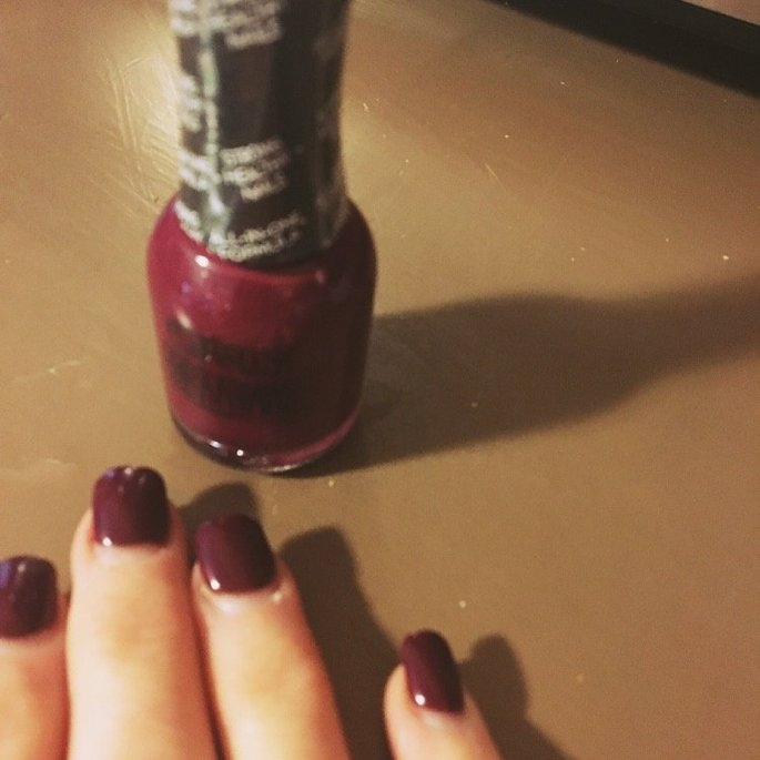 Orly Breathable Treatment + Color uploaded by raquel b.