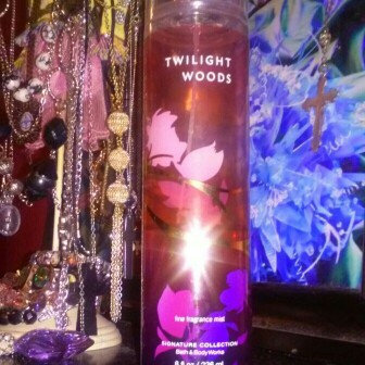 Photo of Bath & Body Works® Signature Collection TWILIGHT WOODS Fine Fragrance Mist uploaded by Maria A.
