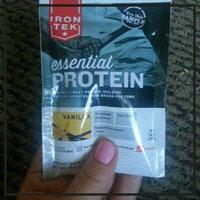 Iron Tek Essential Protein Vanilla uploaded by Afton H.