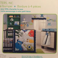 Kids Line Monsters Inc. Crib Bumper uploaded by Luvly S.