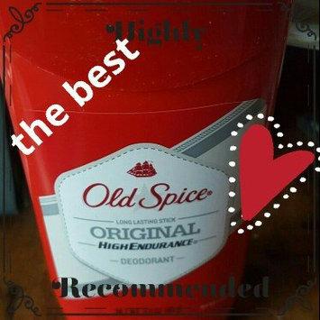 Old Spice High Endurance DeodorantOriginal Scent uploaded by Frankie M.