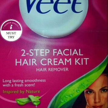 Photo of Veet 2-Step Facial Hair Cream Kit uploaded by Kayla C.
