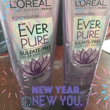 L'Oréal EverPure Volume Conditioner uploaded by Nicole E.