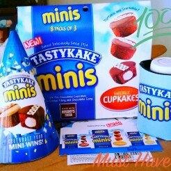 Tastykake® Minis Swirly Cupkakes 8 - 1.5 oz Packages uploaded by Stefanie R.