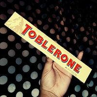 Toblerone Swiss Milk Chocolate uploaded by DeeDee R.