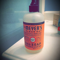 Mrs. Meyer's Clean Day Basil Hand Soap uploaded by Frances R.