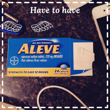 Photo of Aleve® Caplets uploaded by Melissa B.