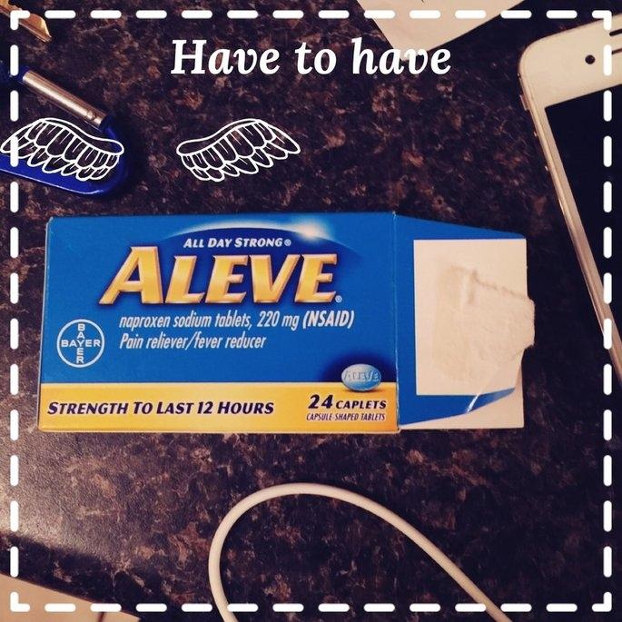 Aleve Caplets uploaded by Melissa B.