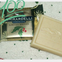 Ghirardelli Squares Dark Chocolate with White Mint uploaded by Ez C.