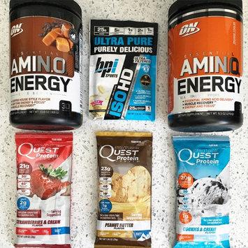 Photo of Optimum Nutrition Essential AMIN.O Energy(tm) - Iced Caramel Macchiato uploaded by Erica S.