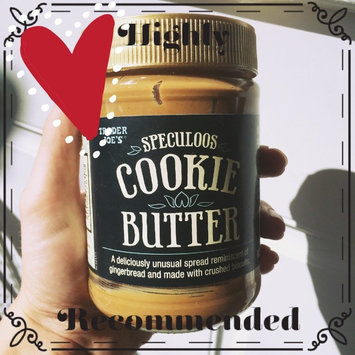Photo of Trader Joe's Speculoos Cookie Butter uploaded by Treat M.