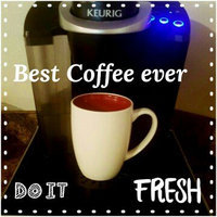 Keurig Elite K40 Single Serve Coffeemaker with Donut Shop K-Cups uploaded by Ronnie D.