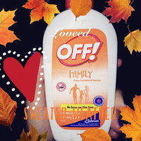 OFF! FamilyCare Insect Repellent I (Smooth & Dry) 4 oz uploaded by Agatha B.