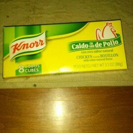 Photo of Knorr Bouillon Cubes uploaded by Melina G.
