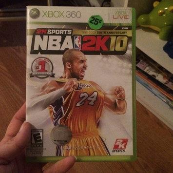 XBox 360 NBA 2K10 Video Game uploaded by Jamie V.