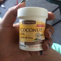 De La Cruz Products Inc De La Cruz Aceite De Coco Humectante Coconut 2.2 Ounce Jar uploaded by Cinthia S.