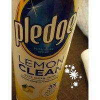 Pledge® Lemon Clean Furniture Spray 13.8 oz. Aerosol Can uploaded by Bety P.