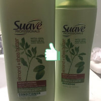 Suave Almond & Shea Butter Shampoo & Conditioner 12.6 oz, Pack of 2 uploaded by Ashley S.