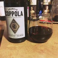 Francis Coppola Diamond Collection Monterey County 2010 Pinot Noir uploaded by Jasmine G.