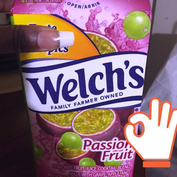 Welch's® Passion Fruit Flavored Fruit Juice Cocktail Blend uploaded by Cynthia A.