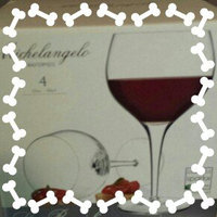 Luigi Bormioli Glassware, Michelangelo 17 oz. Burgundy Wine Glass, Set of 4 uploaded by Amy M.