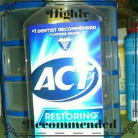 Act Restoring Anti-cavity Mouthwash - 0.6 oz (blue) (box of 48) uploaded by Renee S.