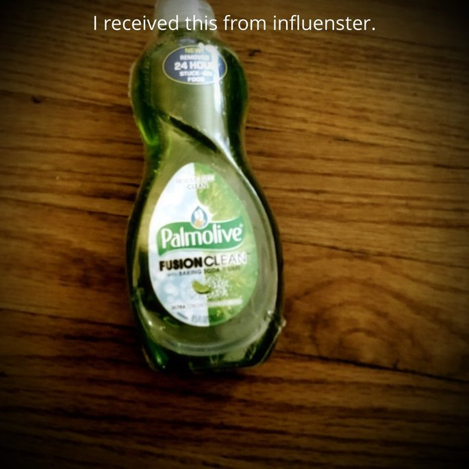 Palmolive Liquid Dish Soap in Original Scent - 24 Pack uploaded by Monique G.