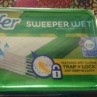 Swiffer Sweeper Wet Mopping Pad Refills for Floor Mop with Febreze Lavender Vanilla & Comfort Scent 12 Count uploaded by Liilly S.