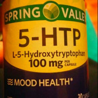Spring Valley 5-HTP L-5-Hydroxytryptophan Capsules uploaded by Kimberly S.