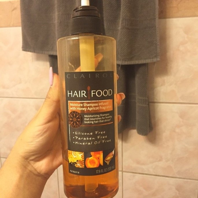 Hair Food Apricot Shampoo - 17.9 oz uploaded by Visalia T.