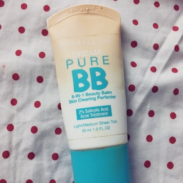 Maybelline Dream Pure BB Cream Skin Clearing Perfector uploaded by Arisleicys H.