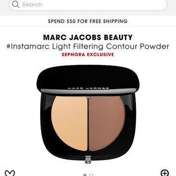 Marc Jacobs Beauty Instamarc Light Filtering Contour Powder uploaded by Thanh C.