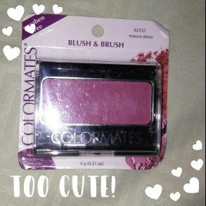 Photo of Colormates Blush & Brush Blushed Pack of 4 uploaded by Hellen G.