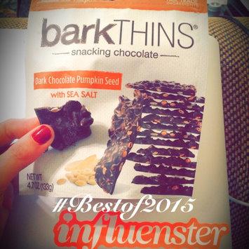 Photo of barkTHINS Dark Chocolate Pumpkin Seed with Sea Salt uploaded by Ashley S.