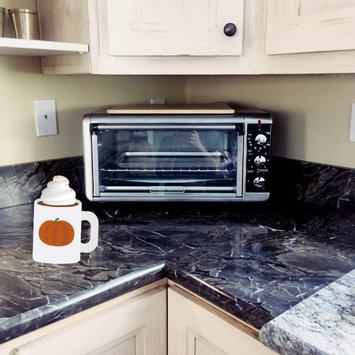 Photo of Black & Decker To3250xsb Extra-wide 8-slice Toaster Oven uploaded by Katie W.