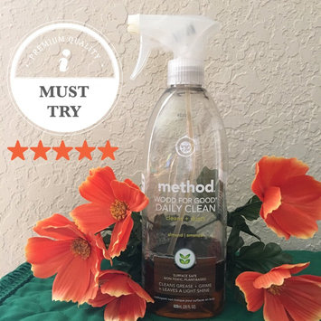 Photo of method Wood for Good Daily Clean uploaded by Ann C.