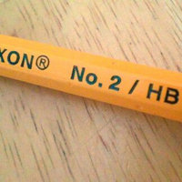 Dixon Ticonderoga Dixon Oriole Woodcase Pencil, HB #2 - Yellow Barrel (72 Per Pack) uploaded by Daisy M.