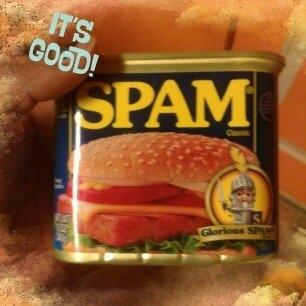 Hormel Spam uploaded by Antumn M.