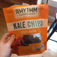Rhythm Superfoods Zesty Nacho Kale Chips uploaded by Amanda F.