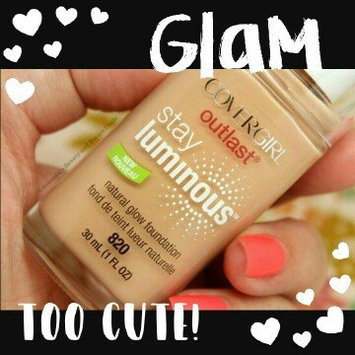 COVERGIRL Outlast Stay Luminous Foundation uploaded by ann M.