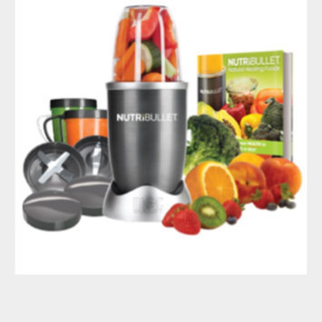 Photo of Nutribullet NutriBullet Nutrition Extraction System, As Seen on TV uploaded by Elizabeth P.
