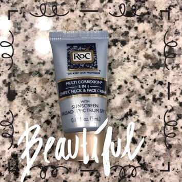 RoC Multi Correxion 5 in 1 Chest, Neck, & Face Cream, 1.7 oz uploaded by Esther S.