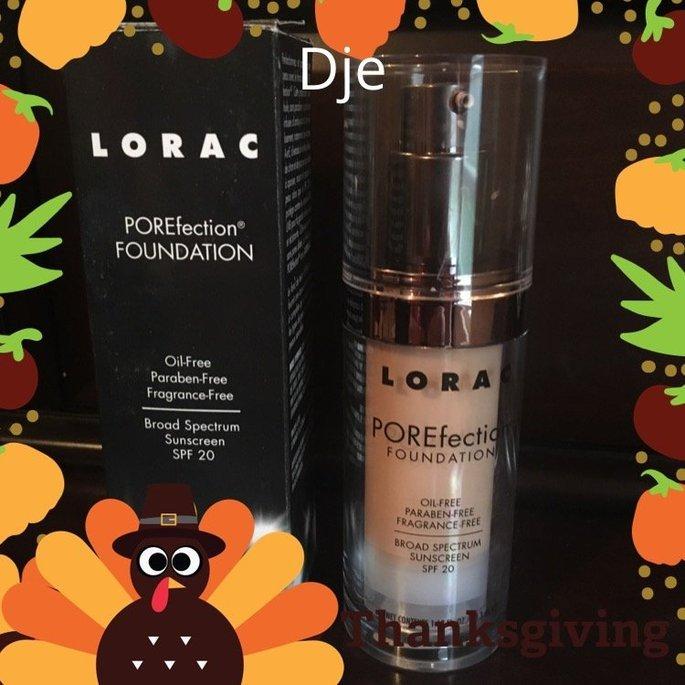 Lorac LORAC POREfection Foundation uploaded by Daisy J.