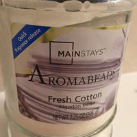 Mainstays 7.25-Ounce Aromabeads Candle, Fresh Cotton uploaded by Ginger C.