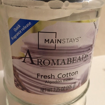 Photo of Mainstays 7.25-Ounce Aromabeads Candle, Fresh Cotton uploaded by Ginger C.