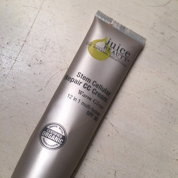 Photo of Juice Beauty® Stem Cellular CC Cream uploaded by Emily S.