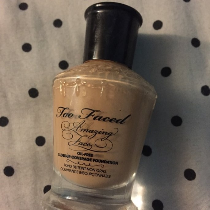 Too Faced Amazing Face Liquid Foundation uploaded by member-008985ba0