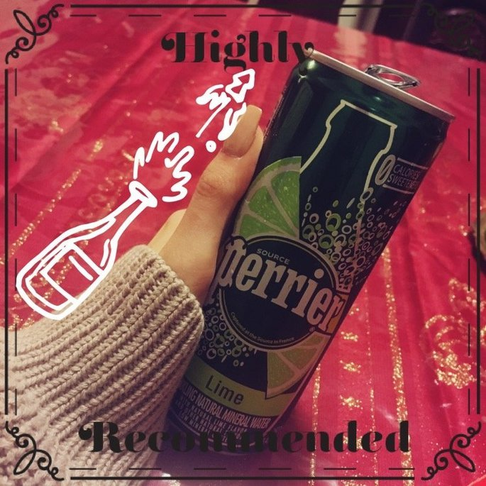 Perrier® Lime Sparkling Natural Mineral Water uploaded by Nikki I.